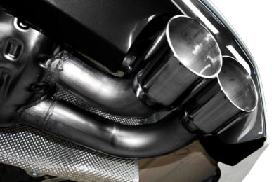 Muffler and Exhaust